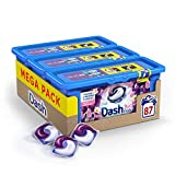 Dash 3en1 Pods - Lavande/Camomille - Lessive en Capsules 29 Lavages - Pack de 3