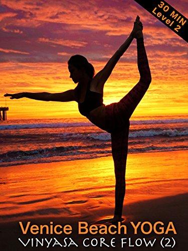 Venice Beach Yoga - Vinyasa Core Flow (2) - Level 2 [OV]