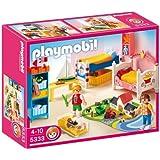 Playmobil - Habitación infantil, set de juego (5333)