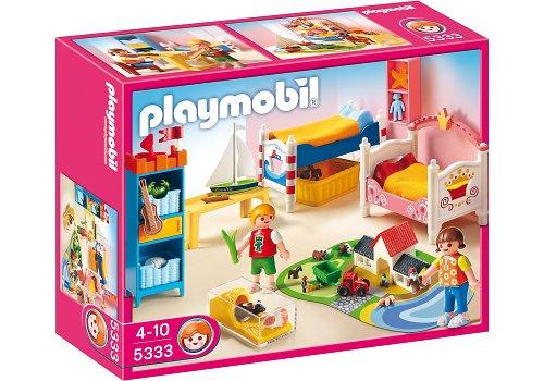 PLAYMOBIL - HABITACION INFANTIL  SET DE JUEGO (5333)