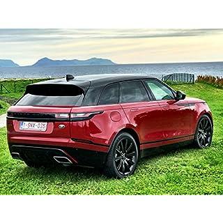 Range Rover Velar R-Dynamic HSE Test und Fahrbericht