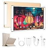 """DUODUOGO Tablet PC - Tablet 10"""" con wifi offerte 10 Pollici ha una batteria di grande capacità per una maggiore durata della batteria. - Tablet offerta del giorno: sistema operativo Android 8.1, funzionamento più fluido - Tablet Android con fotocamer..."""