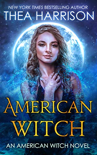 American Witch by [Harrison, Thea]