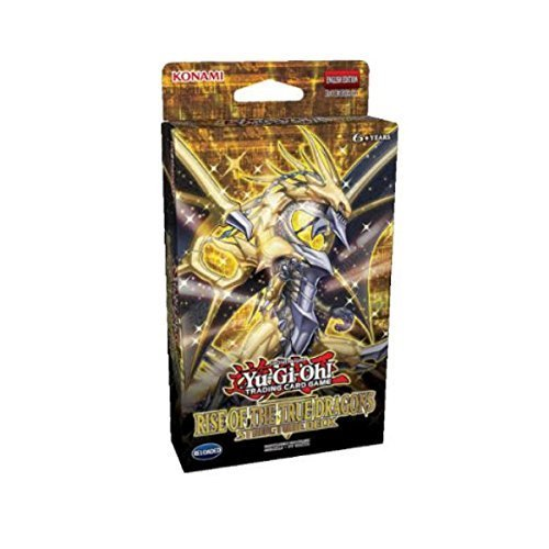 Yu-Gi-Oh! TCG Rise of The True Dragons Structure Deck - English