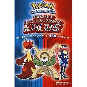 Pokémon. Manuale della regione di Kalos