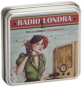 Interlude Cocktail Game- Radio Londres, Color No, 14154
