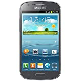 "Samsung Galaxy Express GT-I8730 - Smartphone 4G de 4.5"" (Qualcomm Snapdragon 400 MSM8930, 1 GB de RAM, 8 GB, Android 4.1.2 Jelly Bean) color titanium gray"