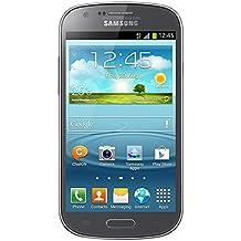 Samsung I8730 Galaxy Express Smartphone 4G (11,4 cm (4,5 Zoll) Touchscreen, Dual-Core, 1,2GHz, 5-Megapixel-Kamera, 4 GB interner Speicher, Android 4.1) titaniun