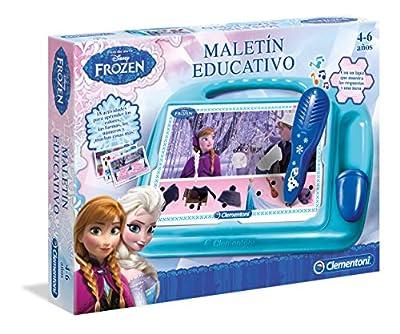 Disney Frozen - Maletín Educativo (Clementoni 550609) de Clementoni