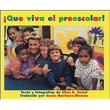Hurray for Pre-K / ¡Qué viva el preescolar! (DLM EARLY CHILDHOOD EXPRESS)