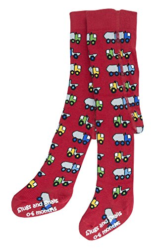 slugs-snails-unisex-tights-trucks-4-5-years-104-110-cm