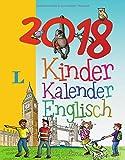 Langenscheidt Kinderkalender Englisch 2018 - Abreißkalender: Sprachkalender 2018 (Langenscheidt Sprachkalender 2018) -