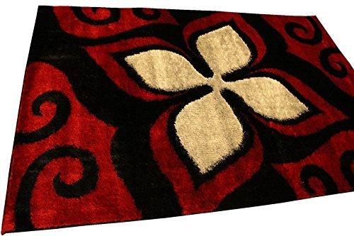 Almeida London Novelle 3425–Noir Gris Rouge
