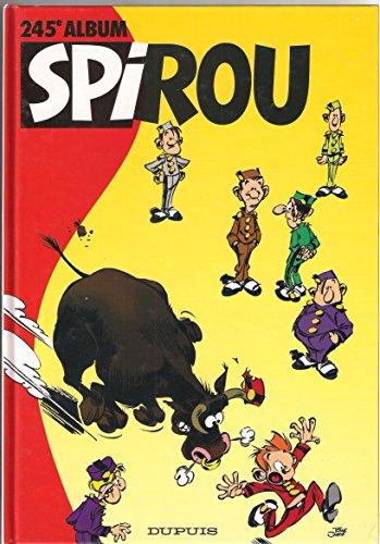 Album Spirou, tome 245