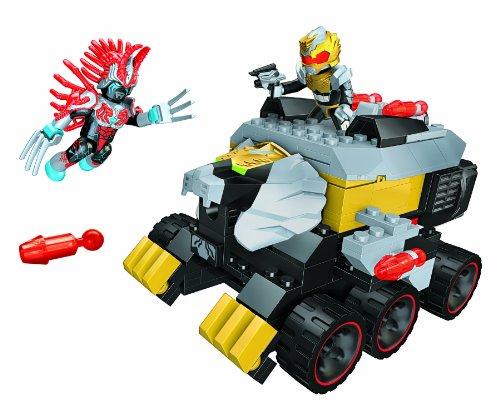 Mega Bloks Blocks & Building Sets Mega Bloks Power Rangers Megaforce Robo Knight Vs Vrak