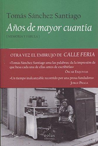 Años de mayor cuantía: XVII Premio de la Crítica de Castilla y León