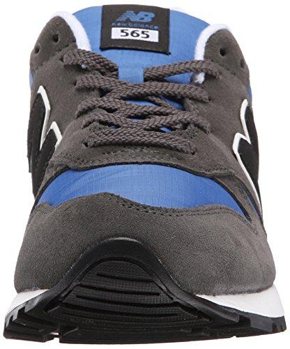 Herren Sneaker ML565AAB dark grey/blue Unbekannt