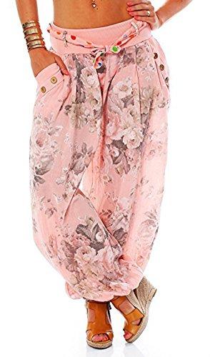 Candy Clothing -  Pantaloni  - Donna Baby Pink