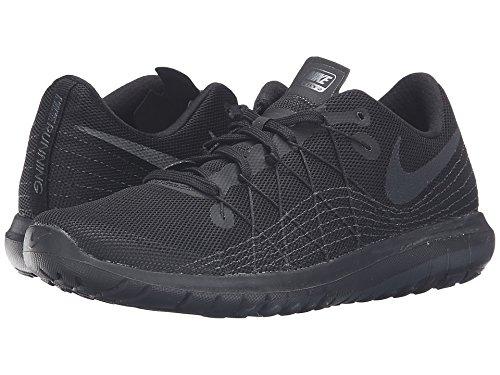 Nike Wmns Flex Fury 2, Scarpe da Corsa Bambina Nero (Black (nero / antracite-nero))