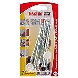 Fischer Fensterrahmenschrube FFS, 7,5 x 92 K SB-K, 92769