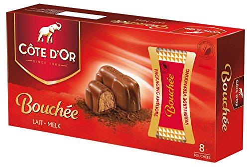 Côte d 'Or lait Bouchées 200g