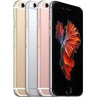 """Apple iPhone 6s, 4,7"""" Display, SIM-Free, 64 GB, 2015, Space Grau (Refurbished)"""