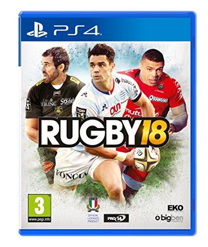 Rugby 18 it versione italiana - classics - playstation 4