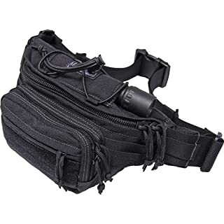 Maxpedition Sport Waist Pack Octa 10 liters Black MAXP-455-B