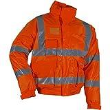 Lyngsoe LR3567/05/S Veste d'hiver Taille S Orange