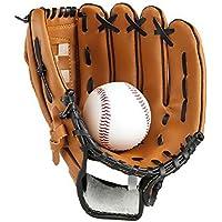 Guantes de béisbol Lazy Puppy para niños y adultos, guantes de bateo para deportes y exteriores, guantes de lanzador, guantes de softball