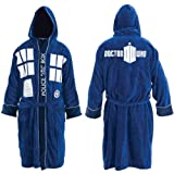 Photo de Doctor Who Tardis Adult Bathrobe par Dr Who