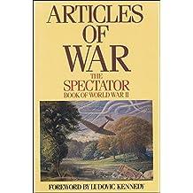 """Articles of War: """"Spectator"""" Book of World War II"""