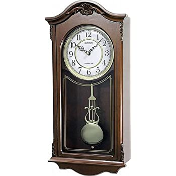co chime uk deluxe ac wooden dp watches amazon clock wall pendulum westminster