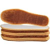 3 Paar Einlegesohlen Herren Premium Dicke Wolle Flauschige Fleece Einsätze Cosy & Fluffy, A5 preisvergleich bei billige-tabletten.eu