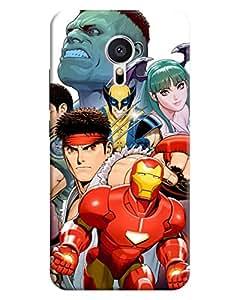 Meizu MX5 Back Cover (3D Printed Designer Case) By FurnishFantasy