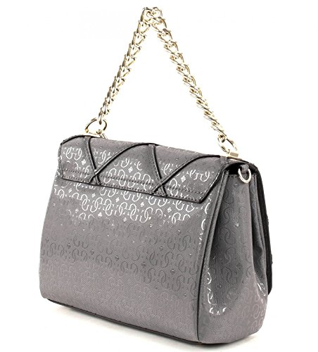 Guess Winett Sac bandoulière 28 cm Grey (Gris)