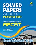 AFCAT Solved Papers and Practice Sets 2017