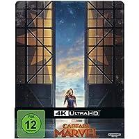 Captain Marvel 4K-UHD Steelbook