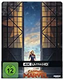 Купить Captain Marvel 4K-UHD Steelbook (Limited Edition) [Blu-ray]