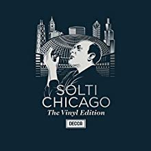 Solti-Chicago Vinyl Edt. Limited