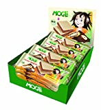 MOGLi Bio Kakao Waffel 24er Pack (24 x 15g)