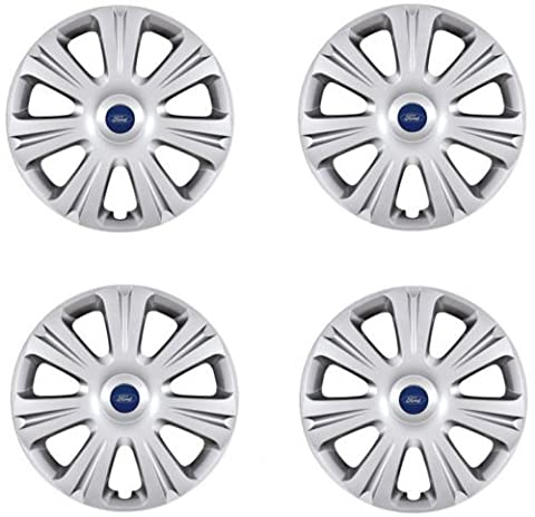 Enjoliveurs 16 - Ford 1704581 Lot de 4 enjoliveurs 16'' d'origine