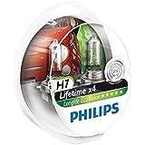 Philips 12972LLECOS2 Lot de 2 ampoules de phare LongLife EcoVision H7