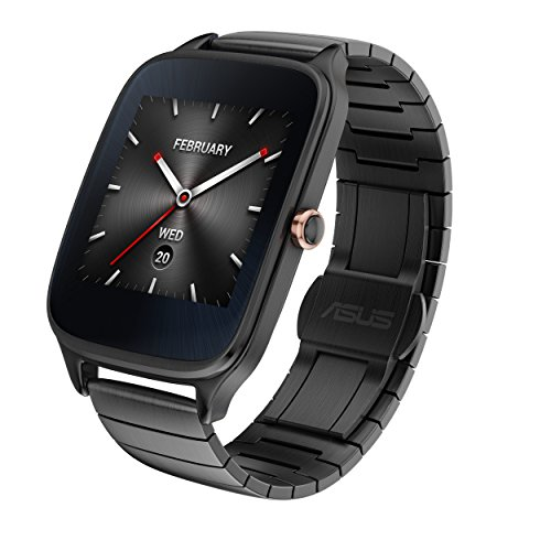 Asus Smartwatch, Qualcomm Snapdragon, 512 MB di RAM, 4 GB eMMC, Bluetooth, Wi-Fi,...