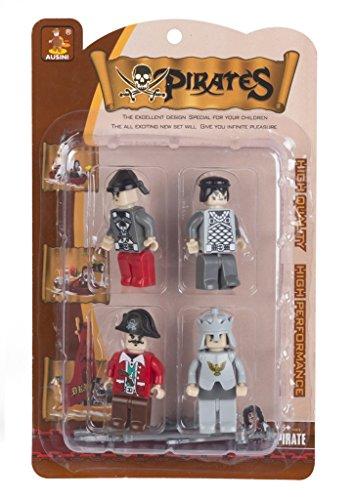 Color-Baby-Blister-4-figuras-compatible-Lego-Piratas-37381