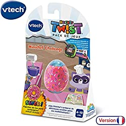 VTech - RockIt TWIST - Jeu Minichef Challenge, jeu console éducative