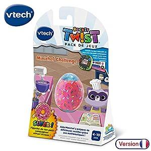 VTech Rockit Twist Jeu Minichef Challenge - Accesorios electrónicos para niños (Multicolor, 4 año(s), 10 año(s), Boy & Girl, Francés, 46 mm)