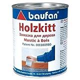 Baufan Holzkitt, Naturfarben / 1 kg