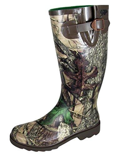 Smoky Mountain Damen Camo Stalker Gummi Stiefel, Damen, Camouflage (Camo-gummi-stiefel)