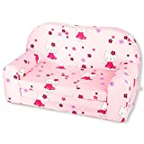 SoftlySoft® Kindersessel Kindercouch Kindersofa Sessel Sofa